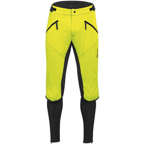Gonso Lignit Active Double Pants Men safety yellow
